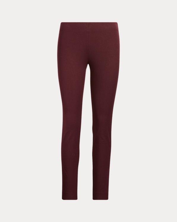 Pantalon skinny en sergé stretch