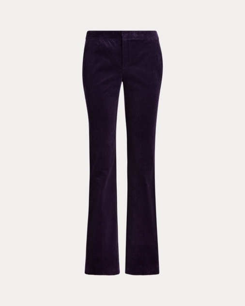 Corduroy Straight Leg Pant by Ralph Lauren