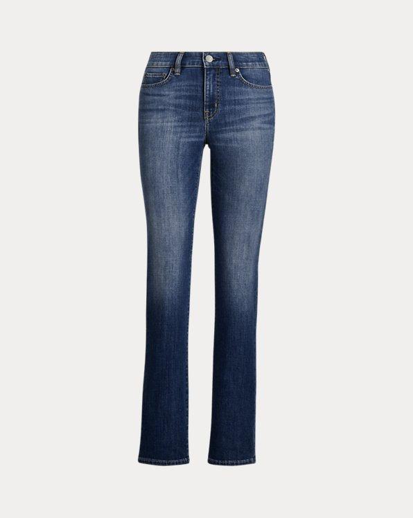 Jeans Premier curvy dritti