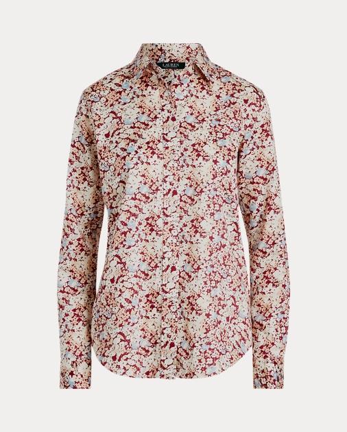 tout neuf 6637e 3e6be Floral-Print Shirt