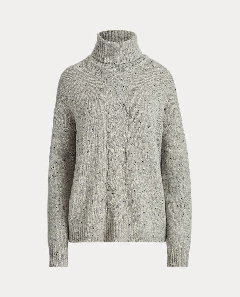Jersey en mezcla de lana de merino
