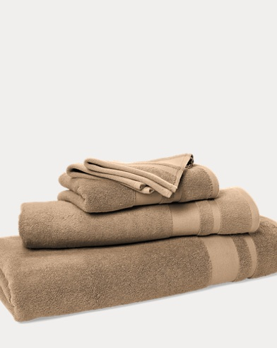 Serviettes et tapis Wilton en coton