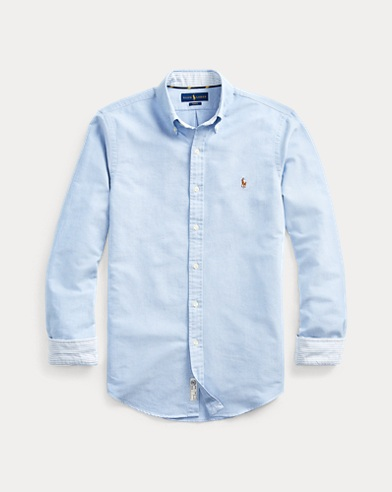 Classic-Fit-Oxfordhemd