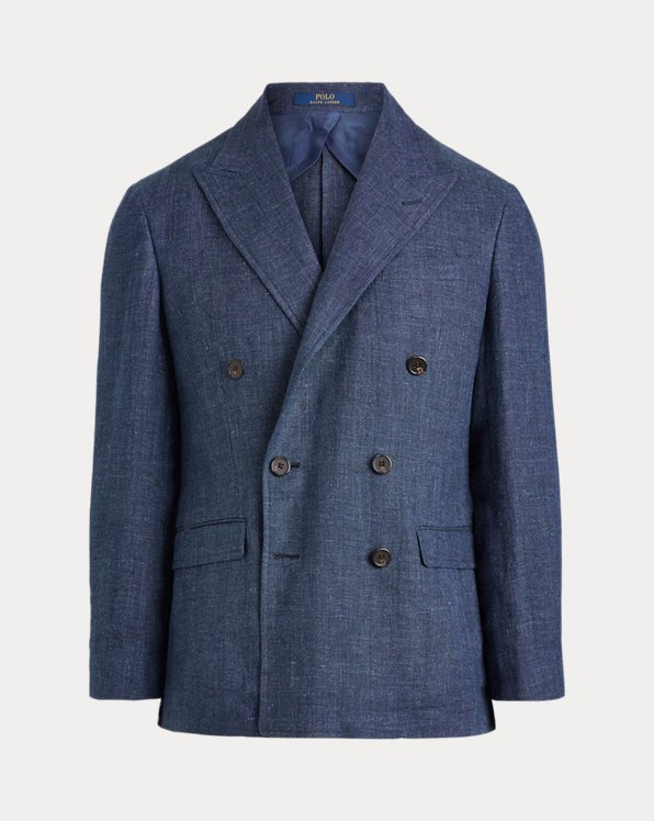 Soft Herringbone Sport Coat