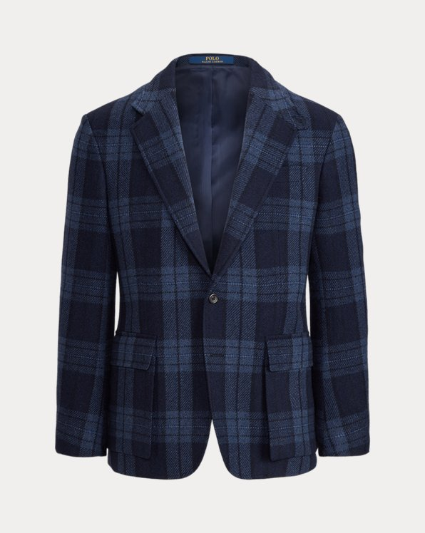 The RL67 Plaid Jacket