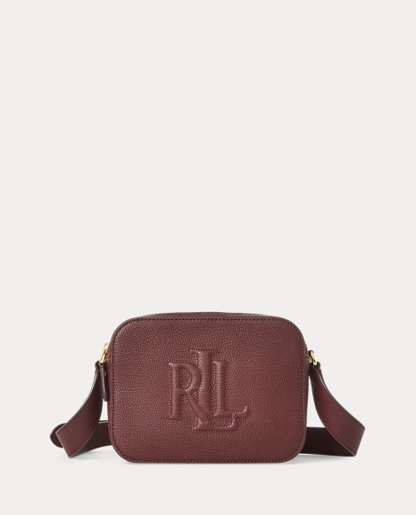 Leather Hayes Crossbody