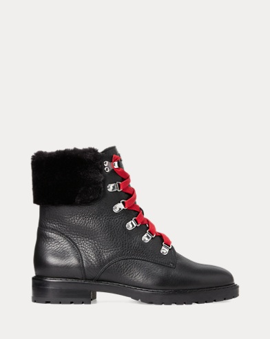 Lanescot Leather Boot