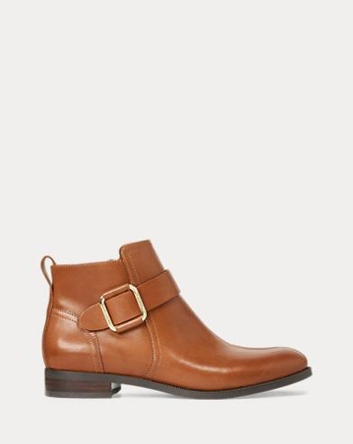 Banbury Leather Bootie