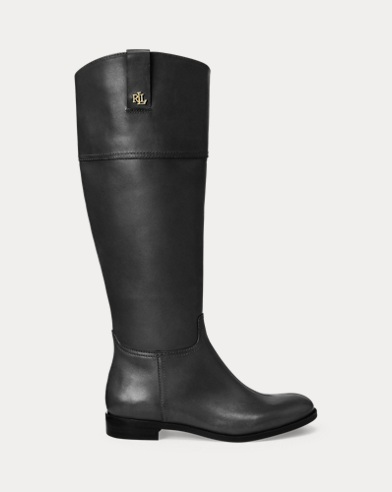 Barkston Leather Boot