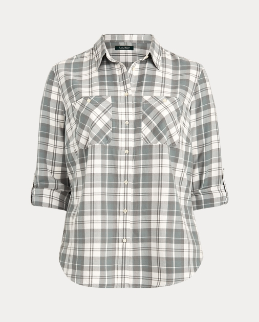 Polo RalphLauren Cotton Twill Shirt