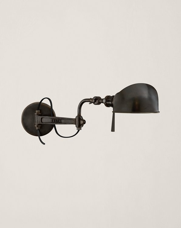 RL '67 Swing Arm Wall Lamp