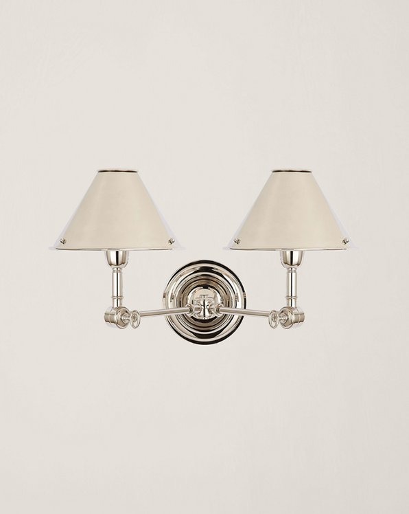 Anette Double Sconce