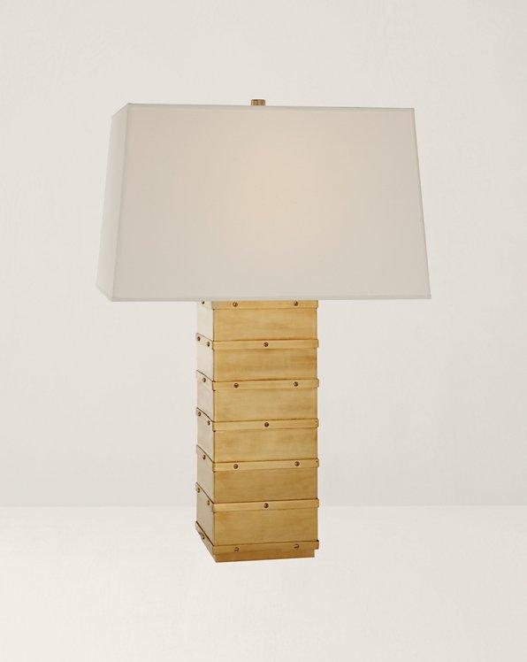 Lámpara de mesa grande Bleeker