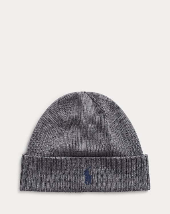 Wool Signature Pony Hat