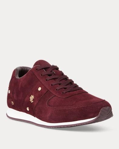 Sneaker Canonbury aus Wildleder