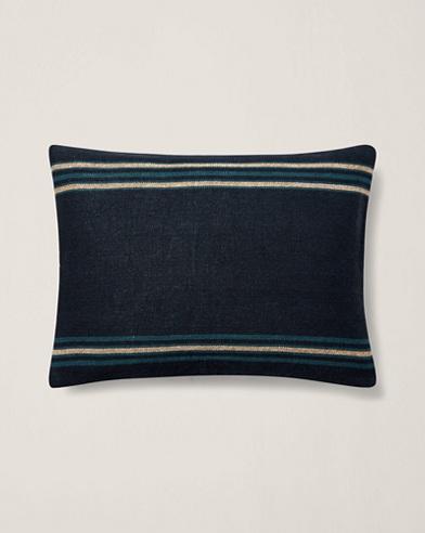 Mathers Throw Pillow
