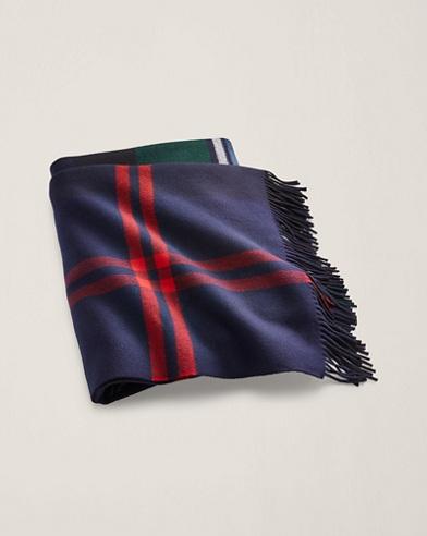 Stonnell Plaid Throw Blanket