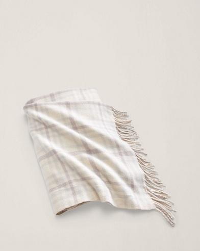 Conard Check Throw Blanket