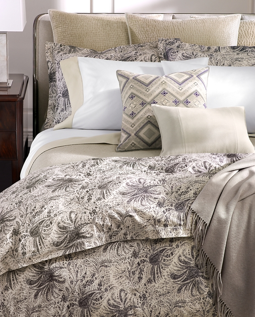 Ralph Lauren Home Piqué Sateen Sheeting 3