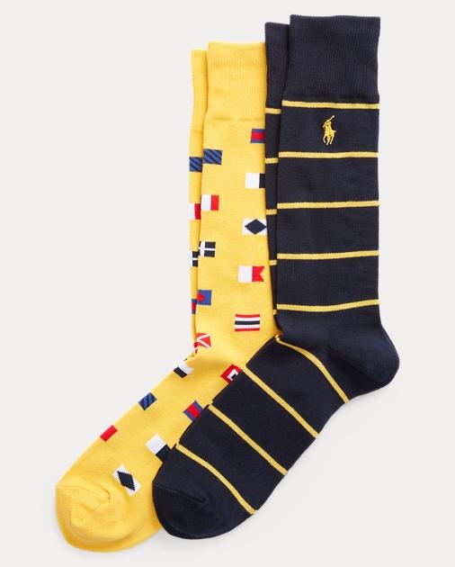 4fa96ad3c3 Flags & Stripes Sock 2-Pack