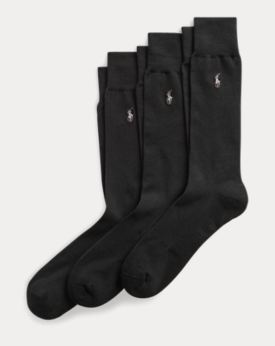 Performance Dress Sock 3-Pack