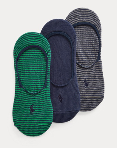 No-Show Sock 3-Pack