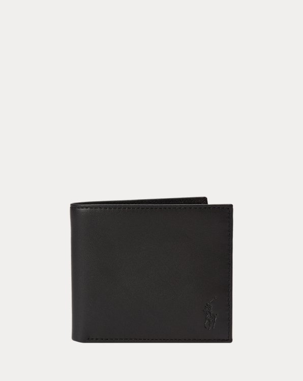 Polo Ralph Lauren Leather Billfold