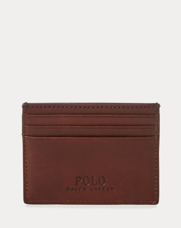 Heritage Full-Grain Card Case