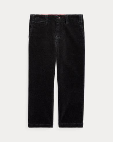 Straight Stretch Corduroy Pant