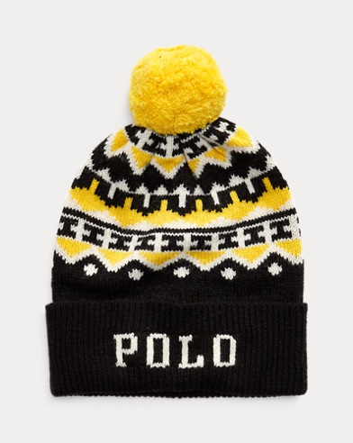 Polo Wool-Blend Hat