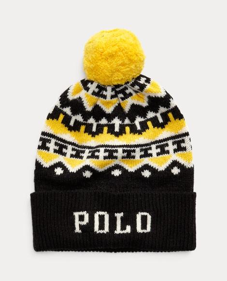 Polo Wool-Blend Hat