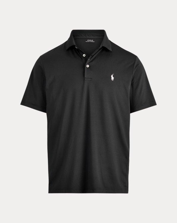 Men's Black Polo Shirts | Ralph Lauren