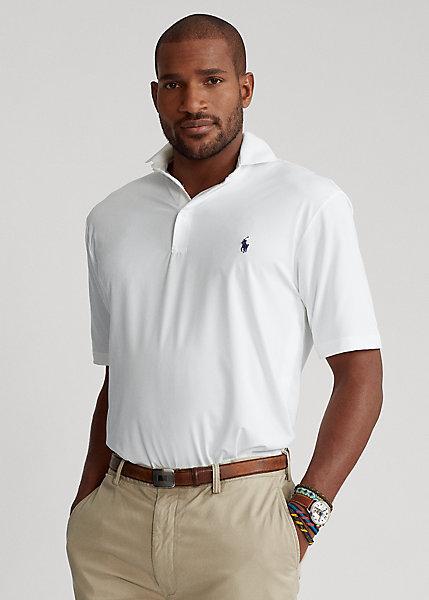 Polo Ralph Lauren Performance Jersey Polo Shirt