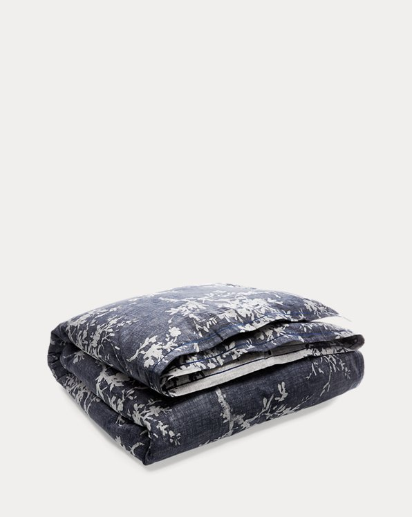 Eva Botanical Sateen Comforter Set