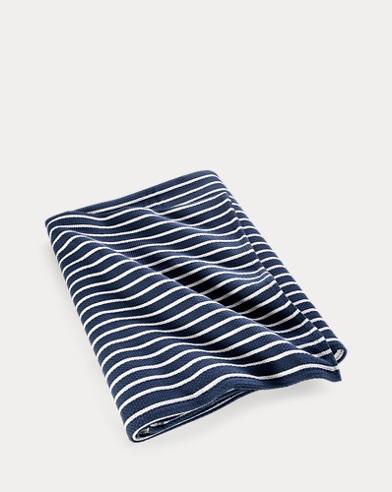 Willa Basket-Weave Bed Blanket