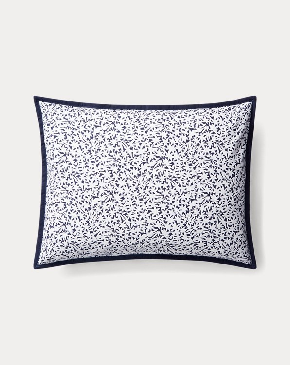 Alix Mini-Floral Throw Pillow