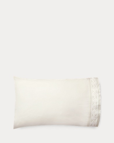 Mason Embroidered Pillowcase