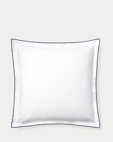 Alix Embroidered Euro Sham