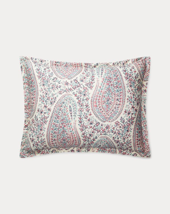 Claudia Paisley Sateen Comforter Set