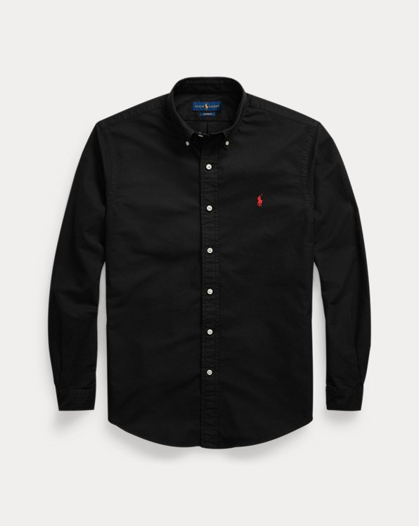 Custom Fit Oxford Shirt