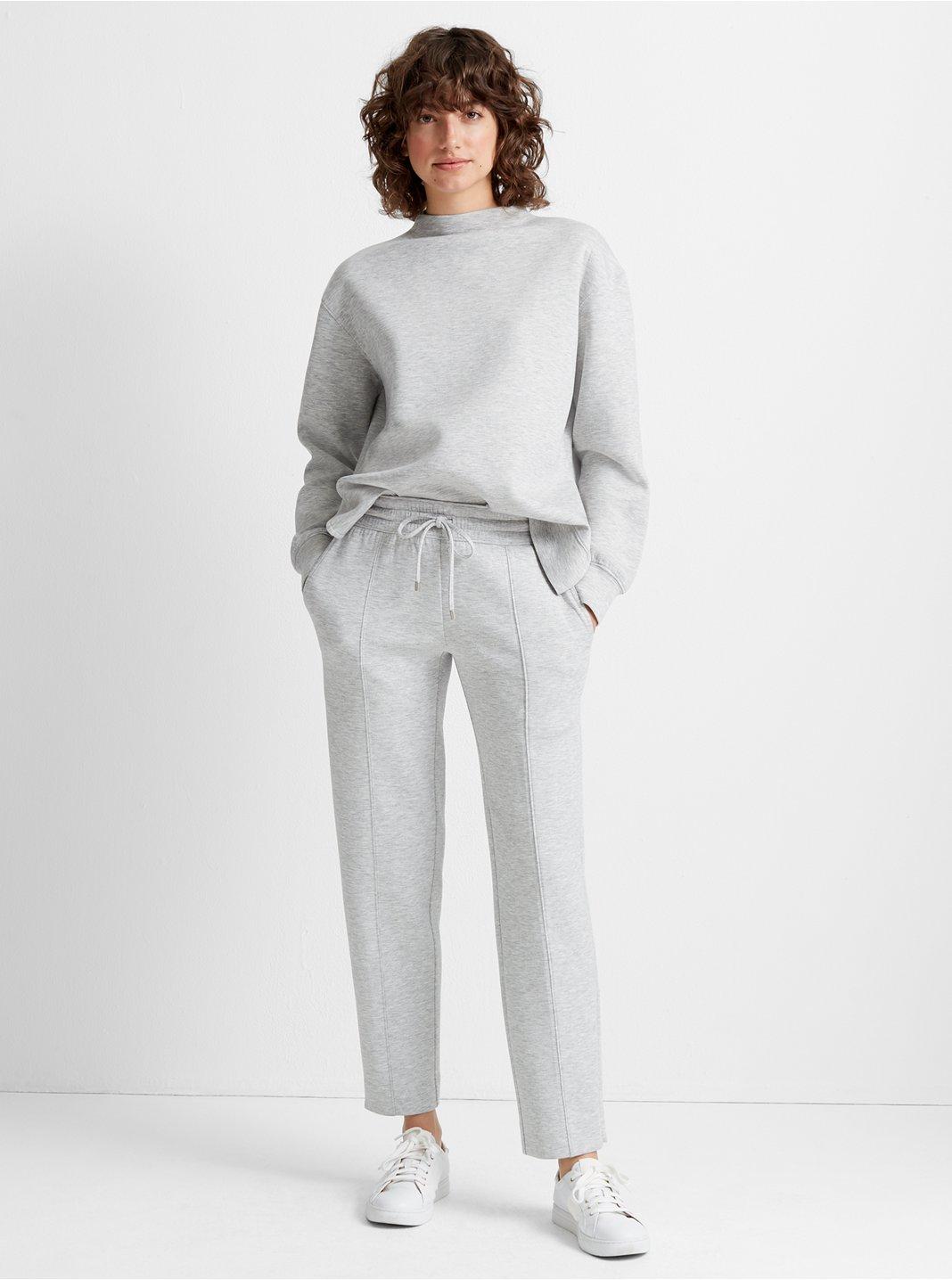 Hidden Zip Sweatpant