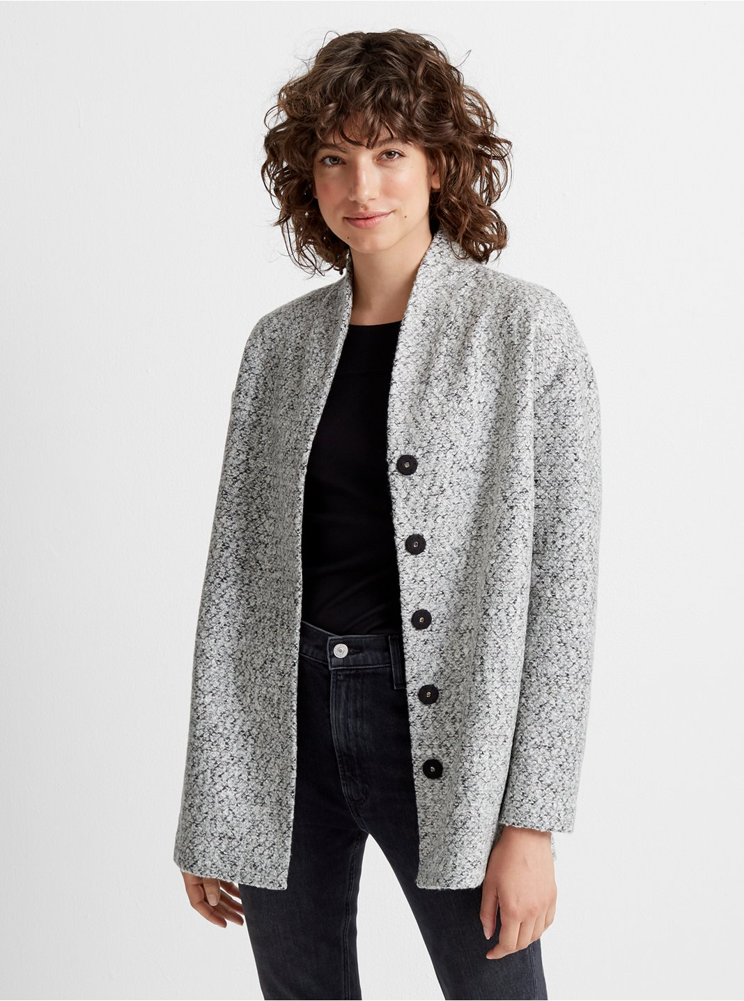 Snap-Front Jacket