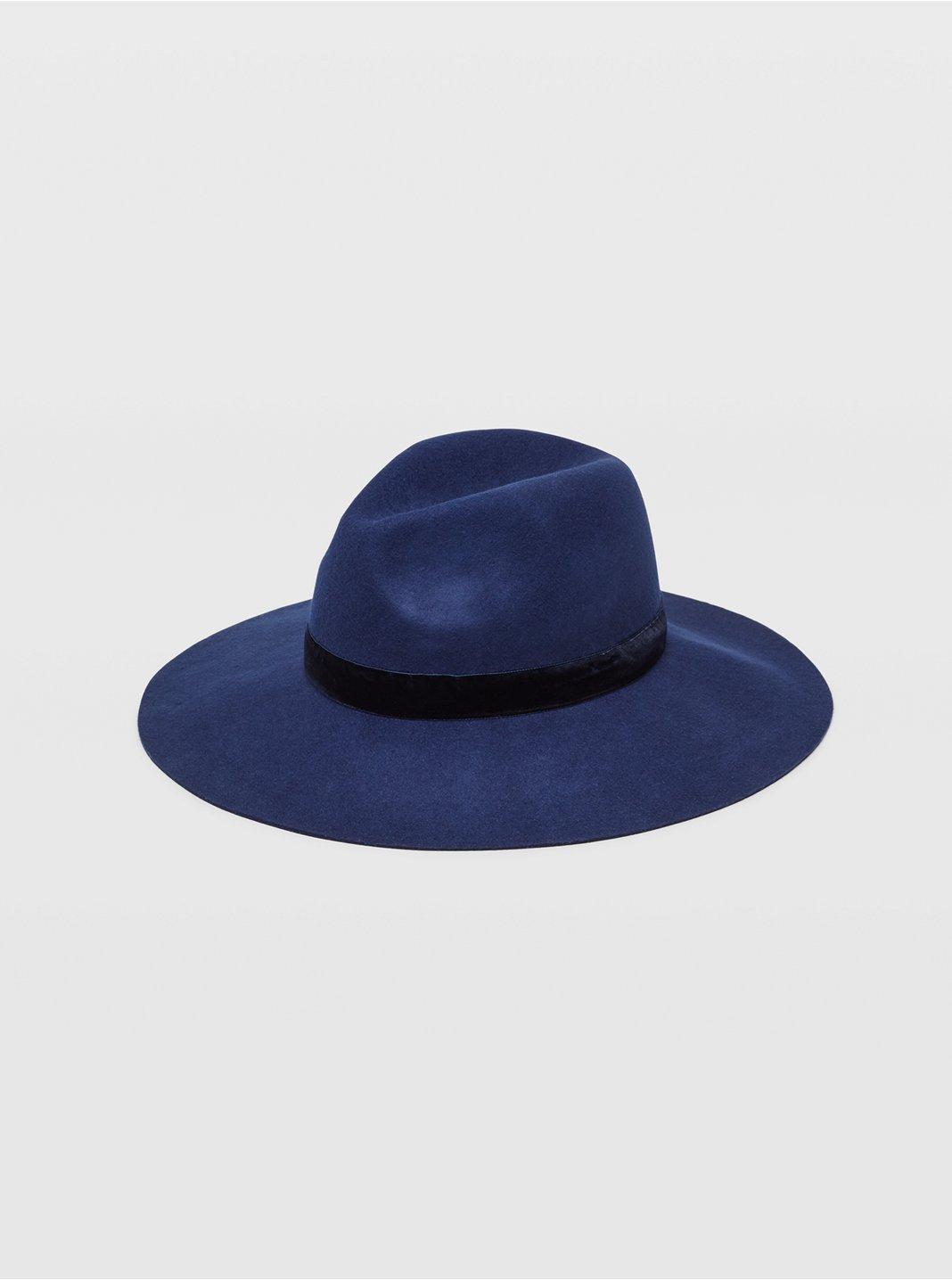 Hat Attack Wide Brim Wool Hat