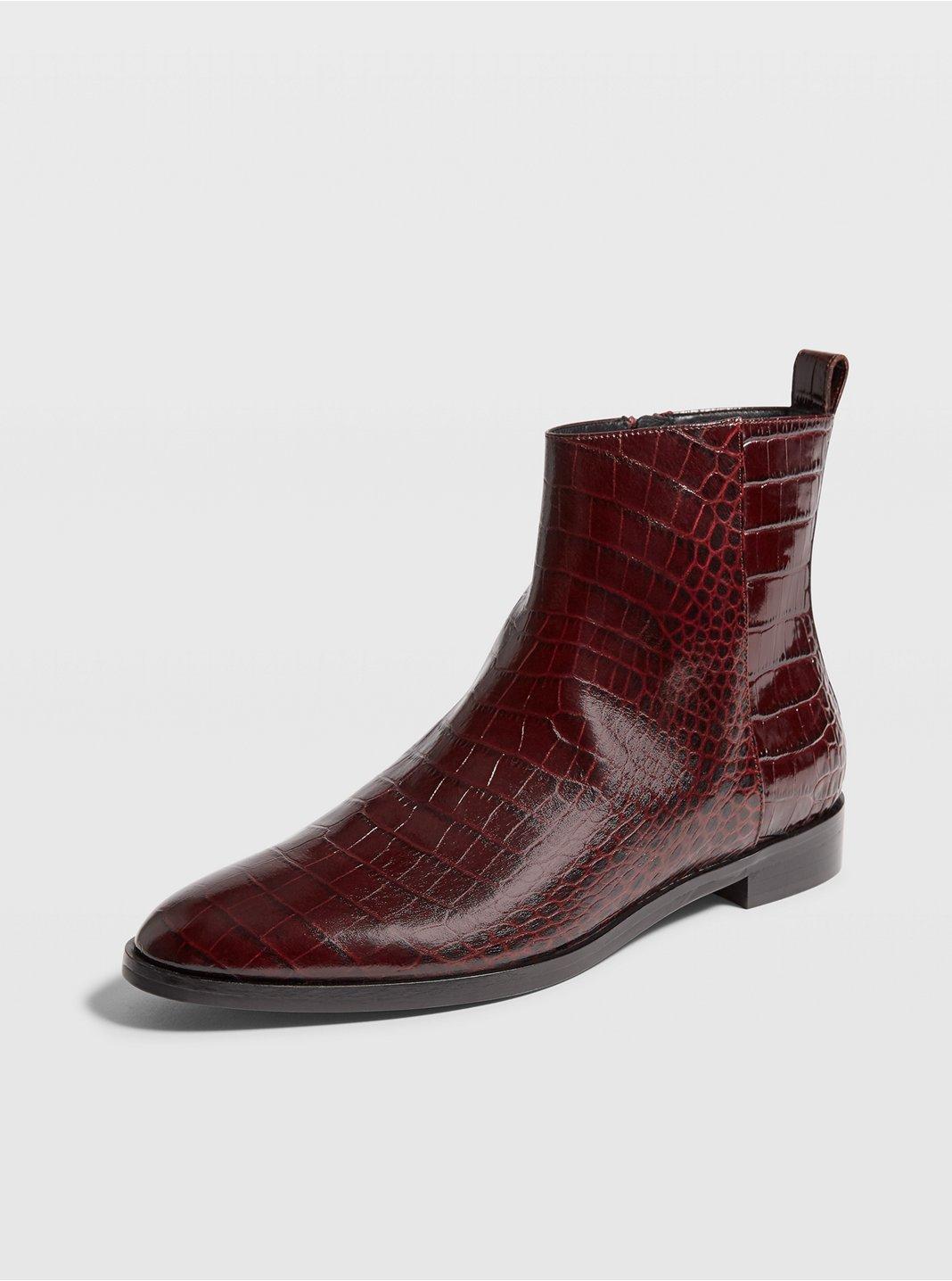 Trycia Flat Boot