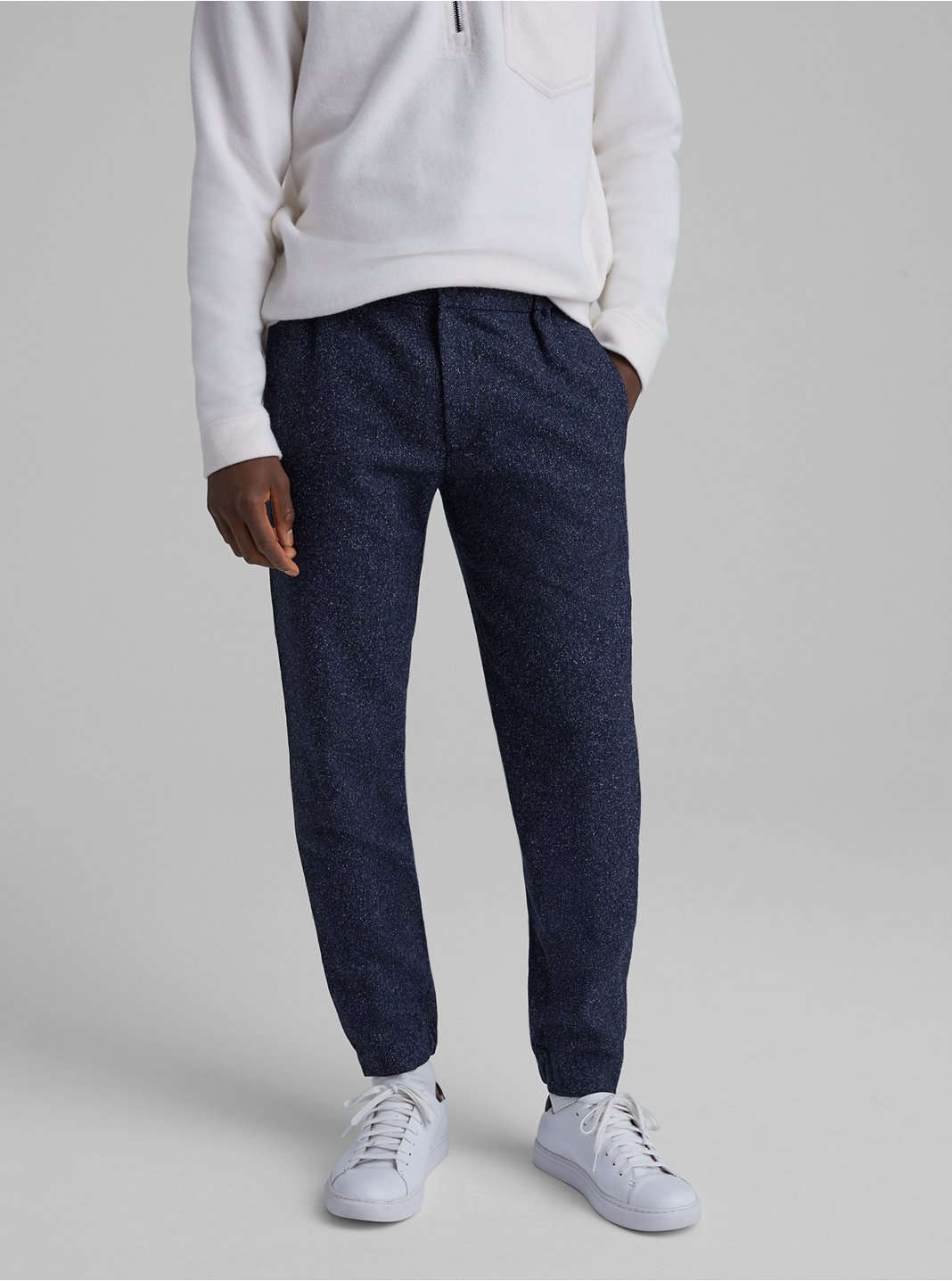Lex Twill Donegal Trouser
