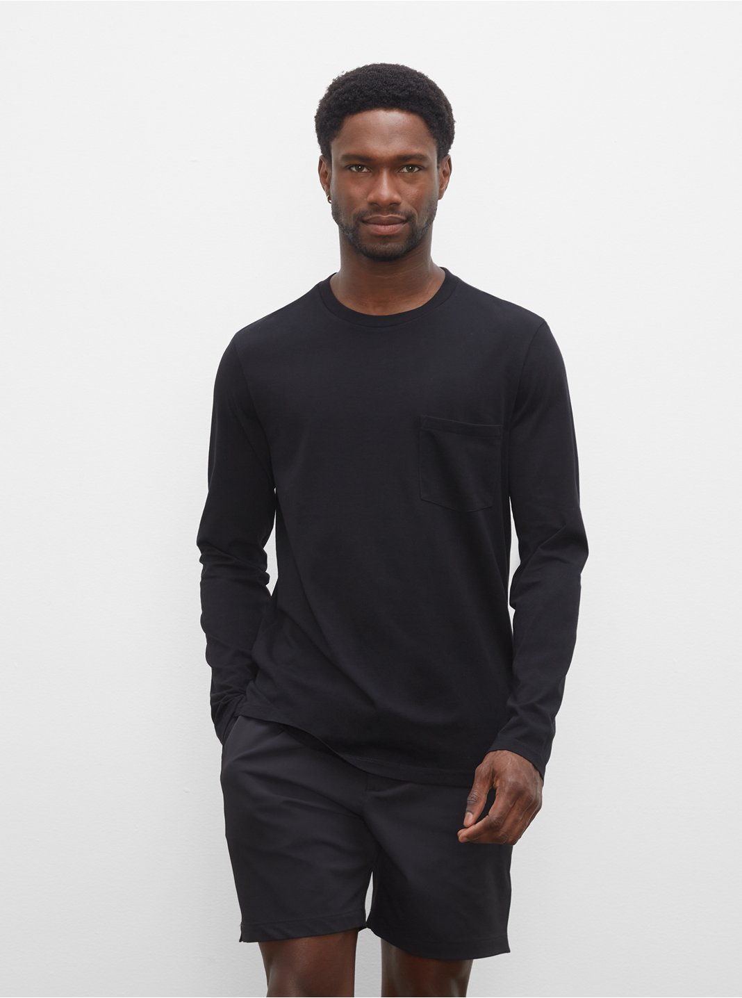 Williams Long-Sleeve Crew