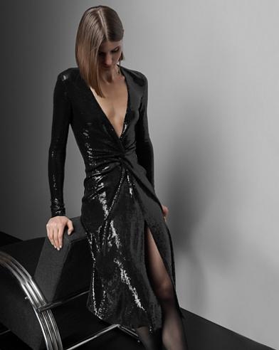 Stellan Sequined Mini dress