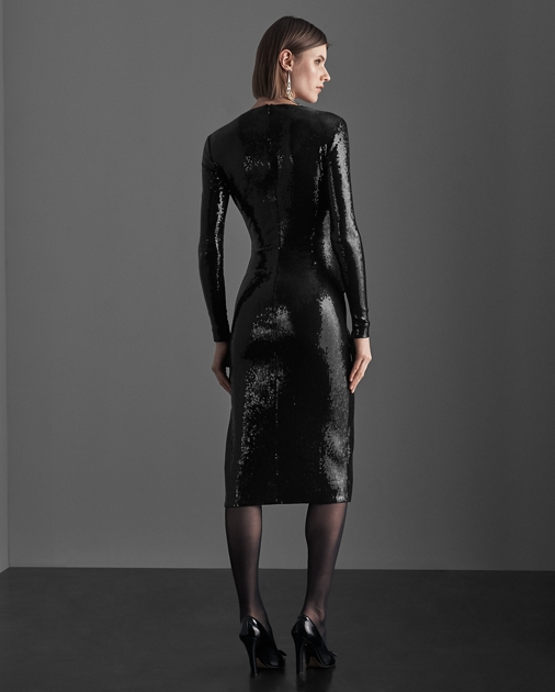 Collection Apparel Stellan Sequined Mini dress 5