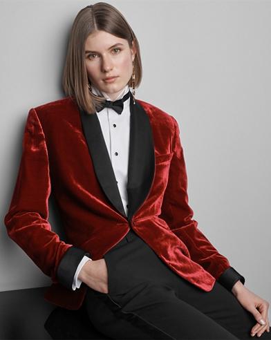 Cyrene Velvet Jacket