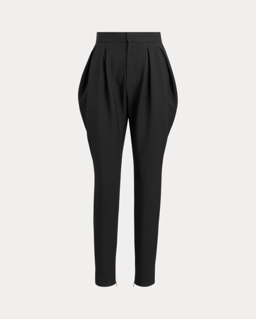 Collection Apparel London Wool-Silk Trouser 2